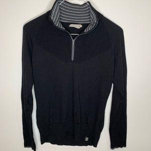 Smart wool 1/2 Zip Sweater